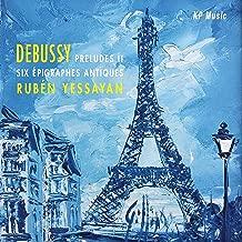 Mejor Six Epigraphes Antiques Claude Debussy de 2020 - Mejor valorados y revisados