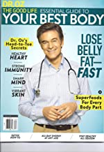Dr. Oz The Good Life Magazine 2018 Natural Fixes Best Foods for your Body SPECIAL EDITION NEW