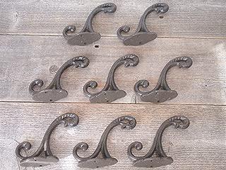 Best rustic iron coat hooks Reviews
