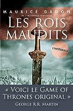 Les rois maudits - L'intégrale (Tomes 1 à 7) (French Edition)