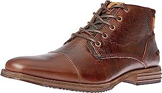 Wild Rhino Men's Chambers Shoes, Dark Brown, 11 AU (45 EU)