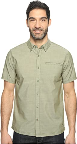 Summit County Chambray Short Sleeve