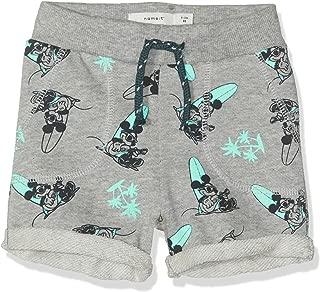 Name It Nmmhufant SWE Baggy Shorts B/éb/é gar/çon