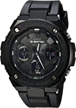 G-Shock Men's Analog Digital GSTS100G-1B G-Steel Watch Black