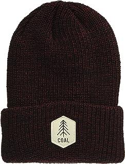 43dcda4eca8 Coal Men s The Scout Classic Rib Knit Cuffed Beanie Hat