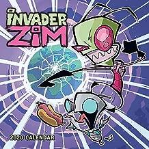 Invader Zim 2020 Wall Calendar