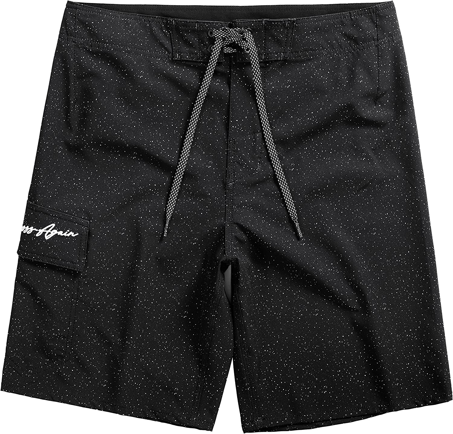 Cross.Again Men's online shopping Boardshort for 21inch Swimming Outseam Q Quality inspection