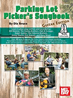 Best parking lot picker's songbook guitar Reviews