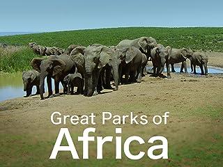 アフリカ グレートパーク (字幕版)