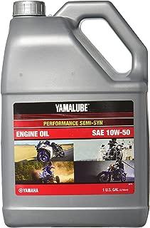 Yamalube Performance Semi-Synthetic 10W-50 1 Gallon