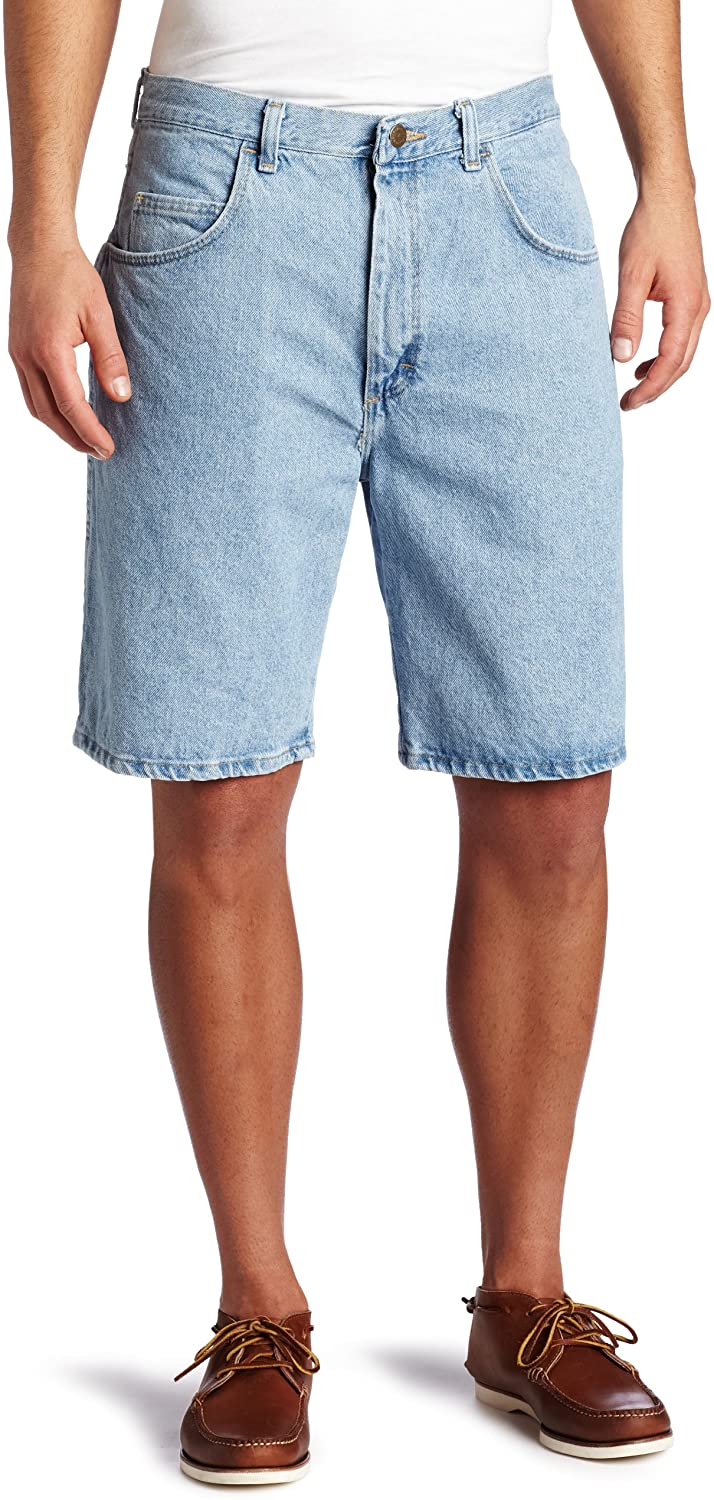 Wrangler Men's Rugged Wear Big & Tall Relaxed-Fit Short