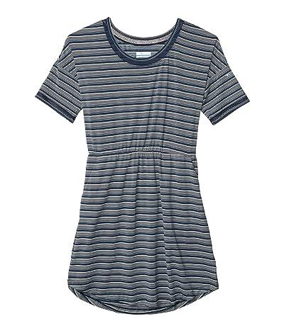 Columbia Slack Watertm Knit Dress (Collegiate Navy Stripe) Women