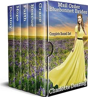 Mail Order Bluebonnet Brides: Complete Boxed Set