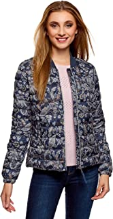 Ultra Women's Zipper Bomber Jacket