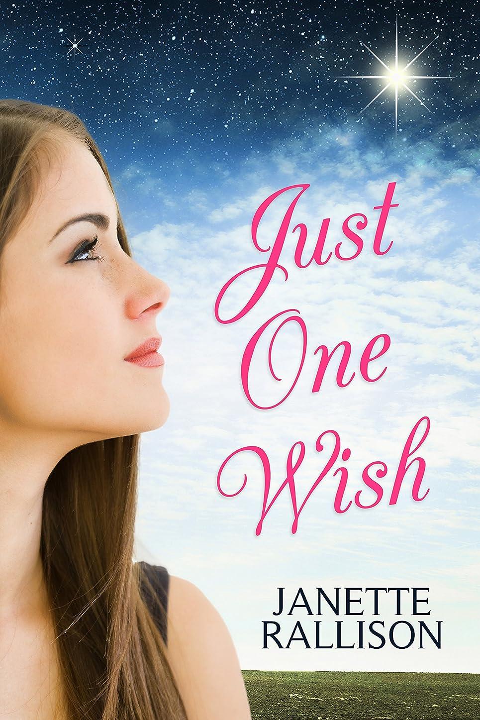 隠された服を洗うくぼみJust One Wish (English Edition)