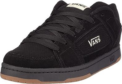 Vans Adder, Baskets mode homme - Noir, 41 EU : Amazon.fr ...