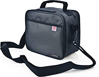 IRIS Mini Lunchbox Pocket - Fiambrera, Color Negro