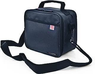 IRIS Mini Lunchbox Pocket - Fiambrera, Color Negro