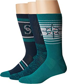 Stance Mariners Team 3-Pack