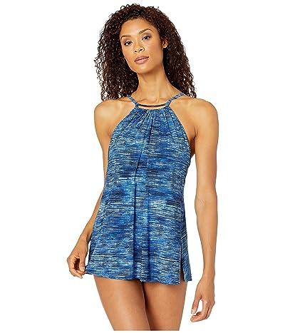 Magicsuit Blue Jean Parker Swimdress One-Piece (Denim) Women