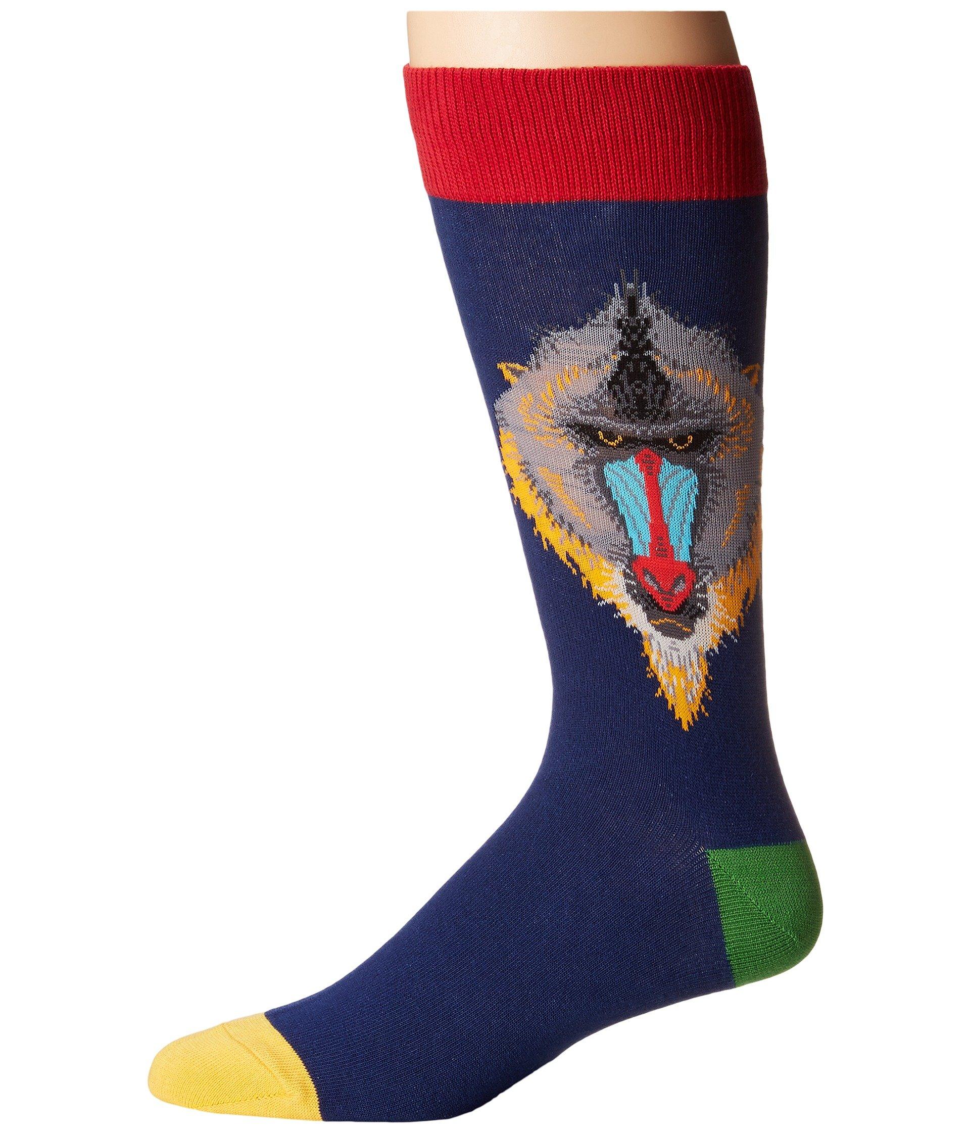 Navy Your Mind Mandrills Socksmith Mandrills Mind Your Socksmith Navy UBdgUq