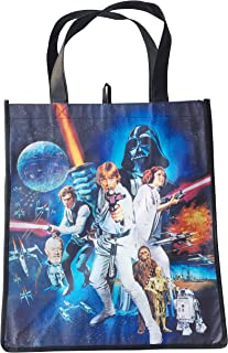 Star Wars IV Original Poster Large Reusable Tote Bag