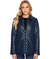 Ellen Tracy - Short Quilted Jacket