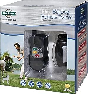 PDT00-13625 - Elite Big Dog Rechargeable Static Remote Trainer