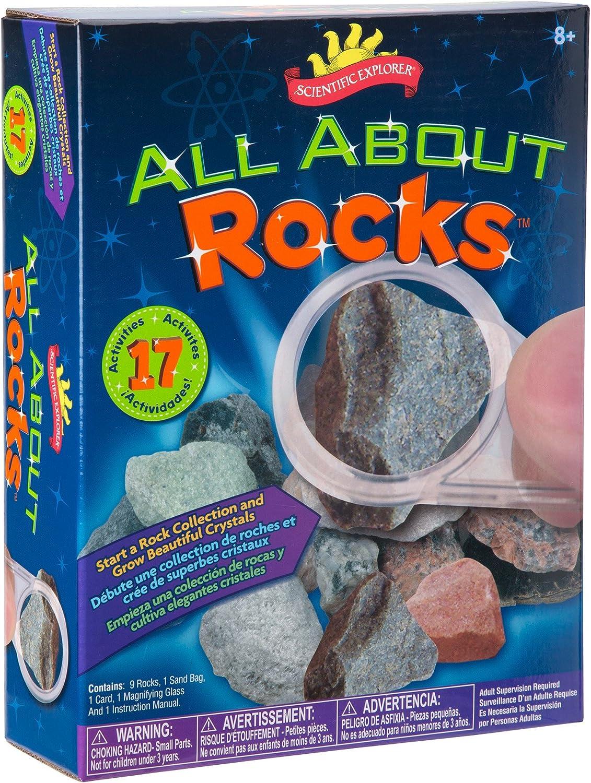 Slinky All About Rocks Kit