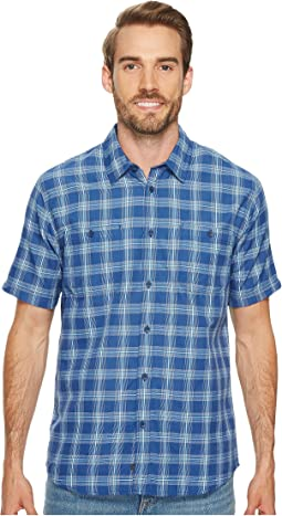 Quiksilver Waterman - Wake Short Sleeve Woven Shirt