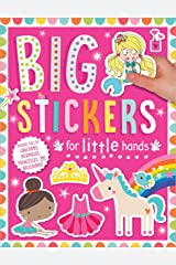 My Unicorns and Mermaids Sticker Book Paperback