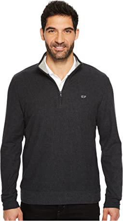 Vineyard Vines Saltwater ¼ Zip Pullover