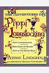 The Adventures of Pippi Longstocking Hardcover