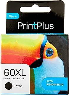 Cartucho de Tinta HP 60XL Black - PP060
