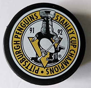 pittsburgh penguins stanley cup puck