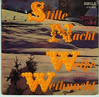 The Golden Gate Quartet / Orchester Gerhard Kneifel - Stille Nacht / Weiße Weihnacht - AMIGA - 4 50 850