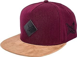 Port Snapback Hat | Men Women Premium Baseball Cap Dad 5-Panel Strapback Hip Hop Urban Acrylic Suede