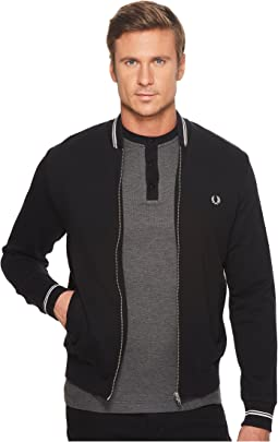 Bomber Neck Sweater