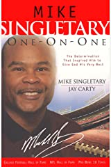 Mike Singletary One-On-One Kindle Edition