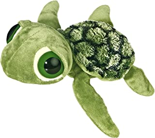 Aurora World Dreamy Eyes Plush Slide Sea Turtle, 10