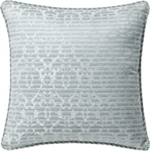 Marquis By Waterford Surrey DEC Pillow, 18 x 18, Steel