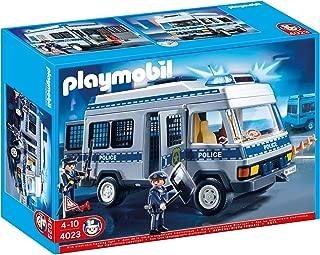 PLAYMOBIL® Police Transport Vehicle