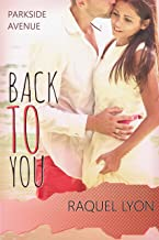 Back to You (Parkside Avenue Book 4) (English Edition)