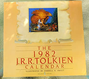 The 1982 J.R.R. Tolkien Calendar: The Wonders of Middle-Earth