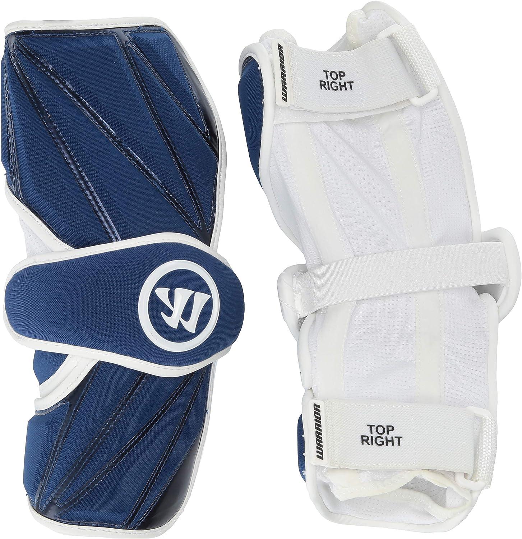 Warrior Regulator Lacrosse Arm Guards : Lacrosse Arm Guards : Sports & Outdoors