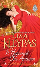 It Happened One Autumn (The Wallflowers, Book 2) PDF