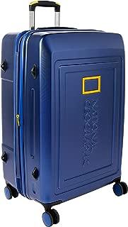 National Geographic NG01-74-B Destination Hardside 8WD Large Trolley Case Blue