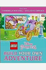 LEGO Disney Princess: Build Your Own Adventure (LEGO Build Your Own Adventure) Hardcover