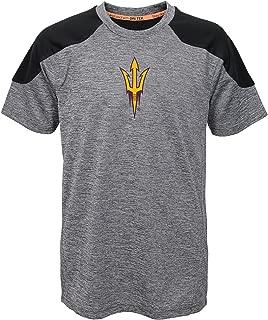 Outerstuff NCAA Teen-Boys Gamma Short Sleeve Performance Tee