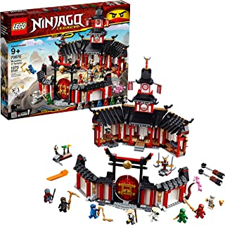 LEGO NINJAGO Legacy Monastery of Spinjitzu 70670 Building...